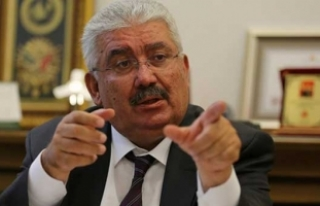 MHP'li Yalçın'dan Mehmet Yakup Yılmaz'a:...