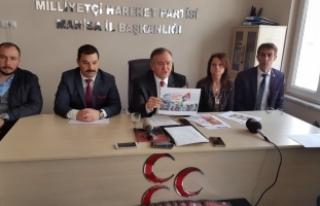 "MHP'li Akçay: ""CHP'de Barzani'yi Koruma İçgüdüsü..."