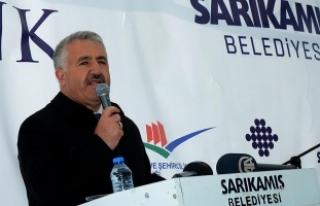'Müreffeh bir Türkiye için 16 Nisan iyi bir...