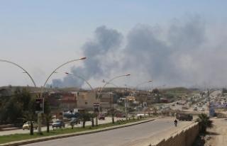 Musul'da 32 DEAŞ'lı terörist öldürüldü