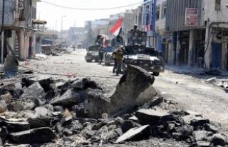 Musul'un batı yakasının yüzde 70'i DEAŞ'tan...