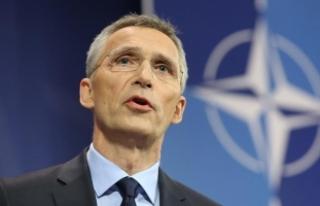 NATO Genel Sekreteri Stoltenberg: Gelişmenin tüm...