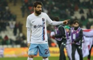 Olcay Şahan: Amacım Trabzonspor'da tarih yazmak
