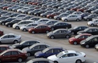 Otomobil ve hafif ticari araç pazarı 3 ayda yüzde...
