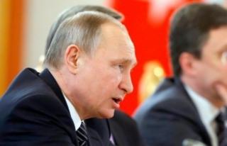 Putin Güvenlik Konseyini topladı