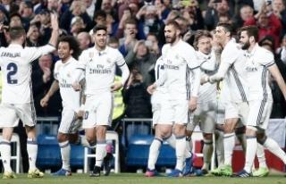 Real Madrid'den sosyal medya rekoru