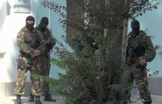 Rusya'da istihbarat binasına saldırı