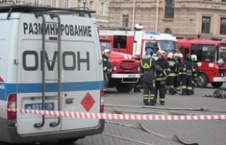 Rusya'daki terör saldırısıyla ilgili 1 kişi...