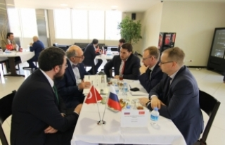 """Rusya'yı ilk 10 ihracat pazarımız arasında..."