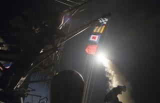 'Saldırı ABD'nin Suriye'ye dönüşü'