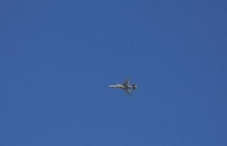 SMDK'dan Esed rejimi uçaklarına yasak çağrısı