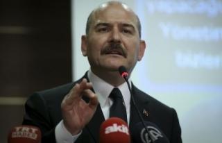 Soylu: CHP'nin başındasın, fitne ve fesat...