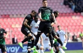 Süper Lig'in zirvesinde kritik puan kaybı