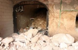 Suriye'de hastaneye saldırı: 4 ölü