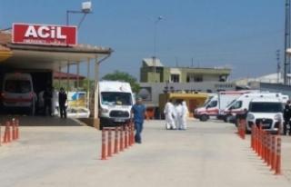 Suriye sınırımızda kimyasal saldırı iddiası:...