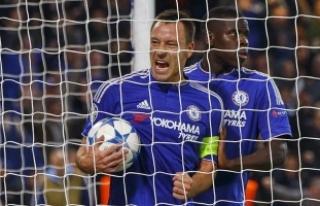 Terry Chelsea'den ayrılıyor