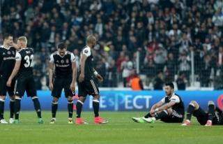 Teşekkürler Beşiktaş! Avrupa Ligi'nde yarı...