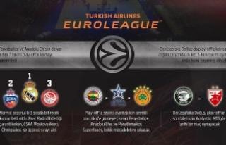THY Avrupa Ligi'nde son hafta heyecanı