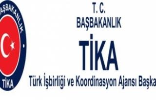 TİKA'dan Kırgızistan'daki otizmli çocuklara...