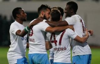 Trabzonspor deplasman serisini sürdürmek istiyor