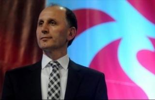Trabzonspor Kulübü Başkanı Usta: Şükür artık...
