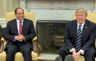Trump: Sisi harika işler yaptı