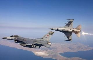 TSK'dan hava harekatı: 11 terörist etkisiz...