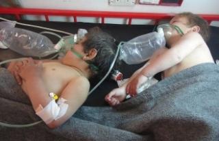 Türkiye, Suriye'deki kimyasal saldırıya ilişkin...