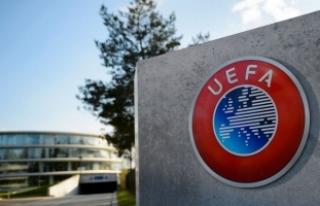 UEFA'dan Türkiye'ye 91 milyon avro