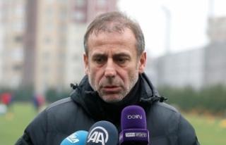 'Umarım Galatasaray maçıyla tekrar çıkışa...