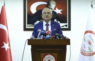 YSK Başkanı Güven'den 'İYİ Parti'...