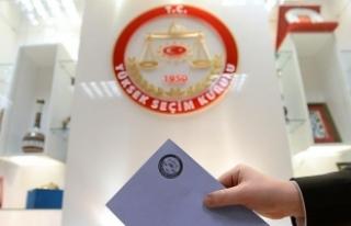 YSK'dan halk oylaması iptaline ilişkin başvurulara...