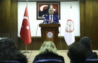 YSK Başkanı: Halk oylamasında 'evet'...