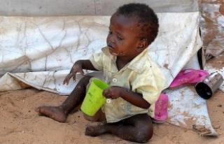 Zimbabve'ye 253 milyon dolarlık gıda programı