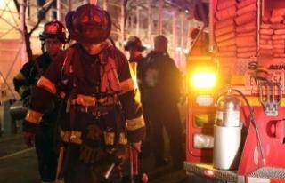 ABD'de ev yangını: 7 ölü