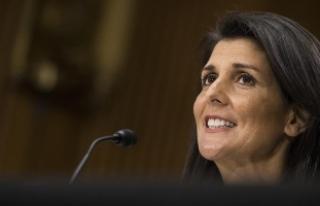 ABD'nin BM Büyükelçisi Haley Türkiye'yi...
