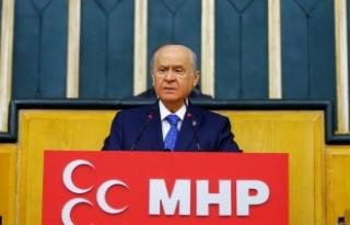 MHP Lideri Bahçeli'den hodri meydan: Cumhurbaşkanlığı...