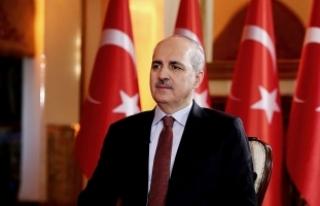 Başbakan Yardımcısı Kurtulmuş: TRT Genel Müdürlüğü...