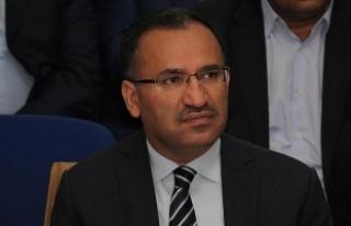 Adalet Bakanı Bozdağ: Sahi, sizce CHP hangi tarafta?