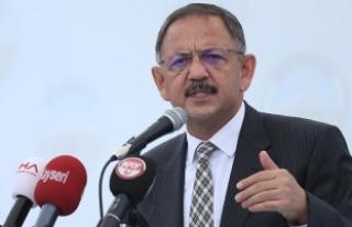 Bakan Özhaseki: Anamuhalefet, KHK'lardan neden...