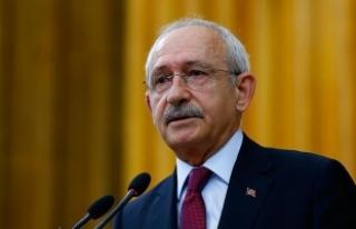CHP Genel Başkanı Kılıçdaroğlu'ndan 19...