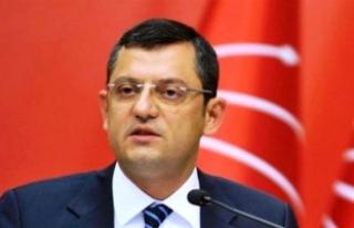 CHP Grup Başkanvekili Özel: Yarın belgelerin çıkışını...