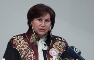Danıştay Başkanlığına Güngör yeniden seçildi