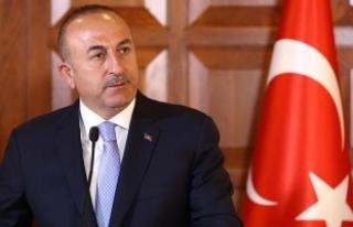 Çavuşoğlu, Washington'da tutuklu 2 Türk'ü...