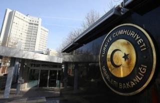 Dışişleri Bakanlığı, Kabil'deki terör...