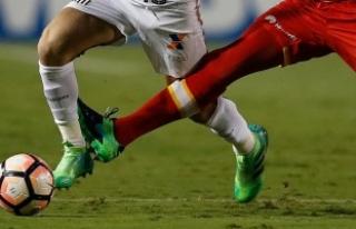 Çin U-20 Milli Takımı, Almanya 4. Ligi'nde...