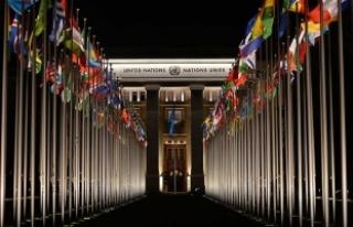 Esed rejiminin muhabirinin BM'ye girişi yasaklandı