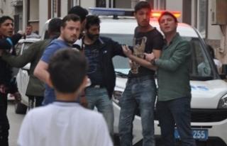 Ev sahibi ile Suriyeli kiracı kavgası: 10 yaralı