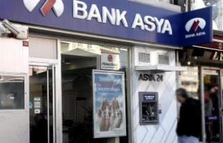 Bank Asya'nın iflas tasfiye işlemlerine başlandı