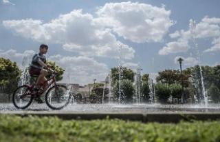 Diyarbakır'da kamu personeline sıcak hava izni